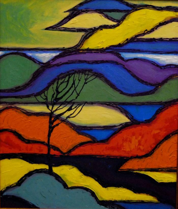 мозаїка осені
