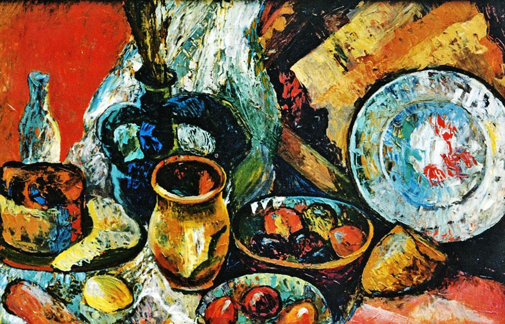 natyurmort peredsvyatkoviy. 1997.