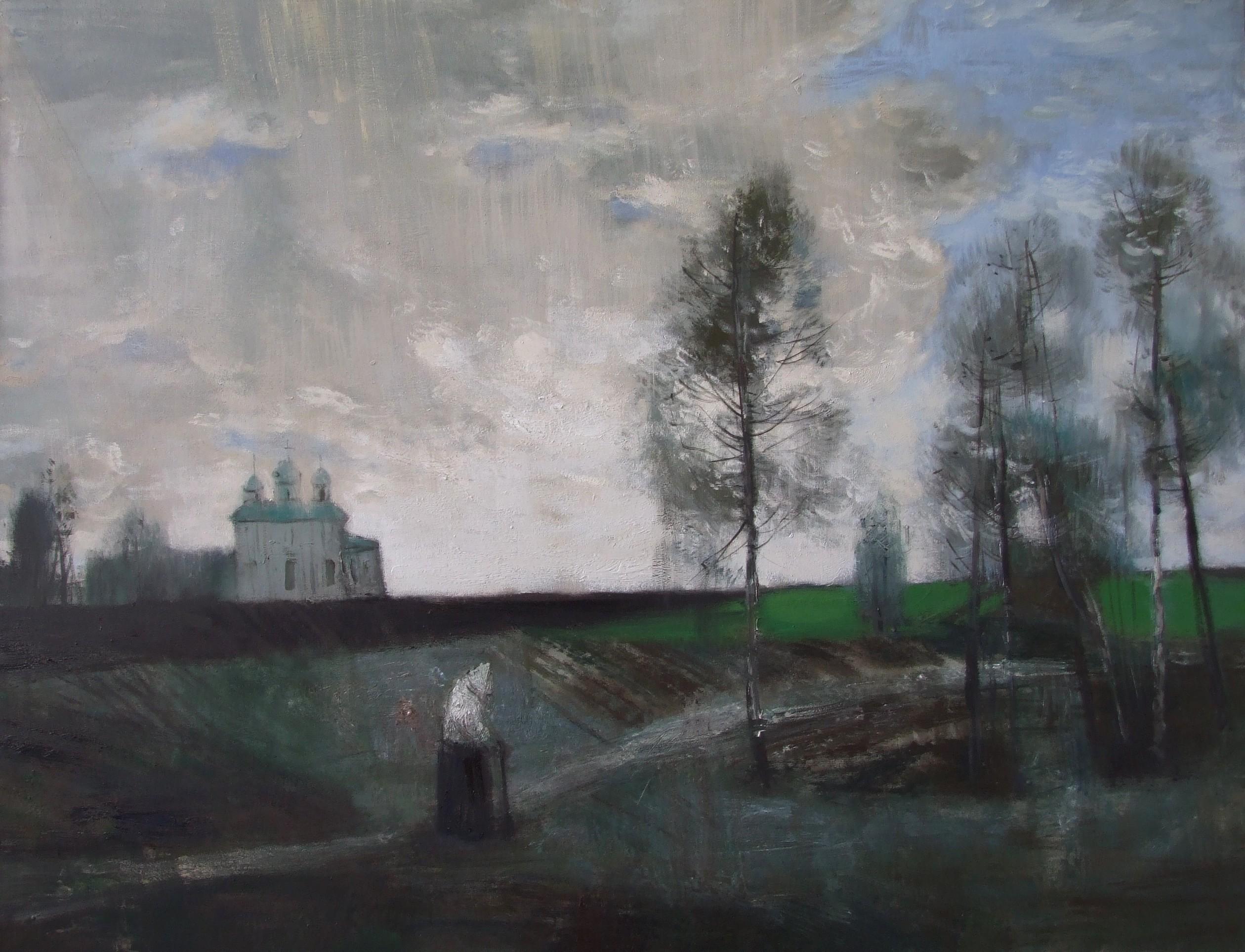 peyzazh_s_cerkovyu_90h120_2010g
