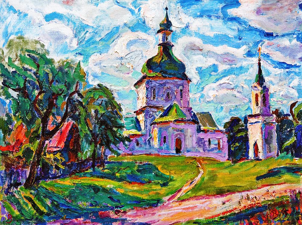 vidrodghena cerkva. sedniv. 1995.