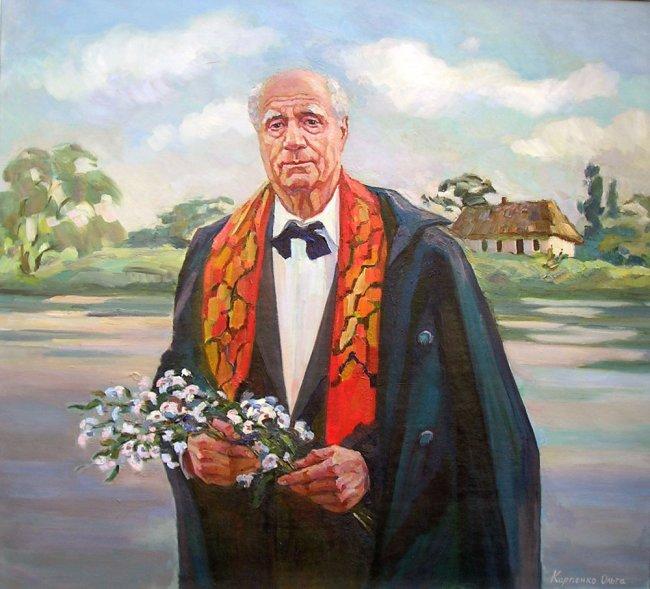 Іван Козловський в Марянівці