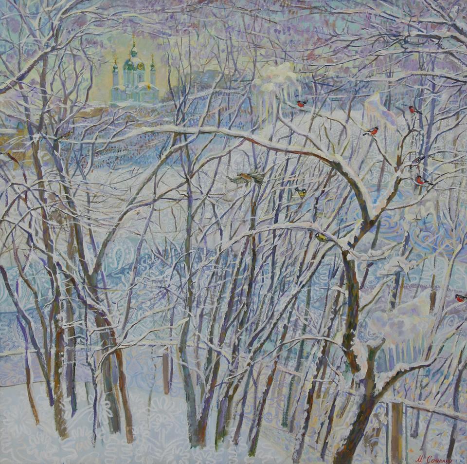 Зимові візерунки