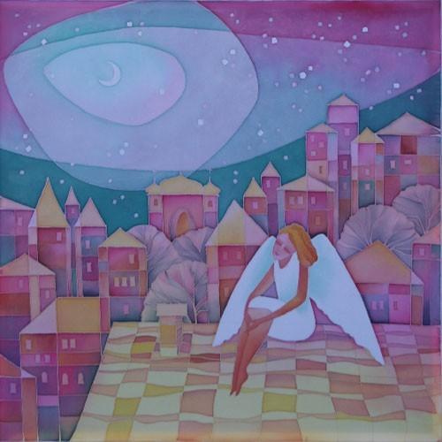 із життя ангела.роздуми