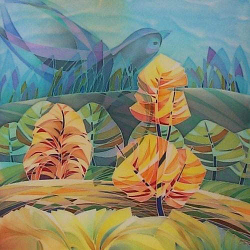 осінь.зозуля