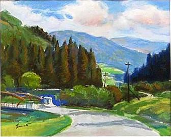Гірська дорога