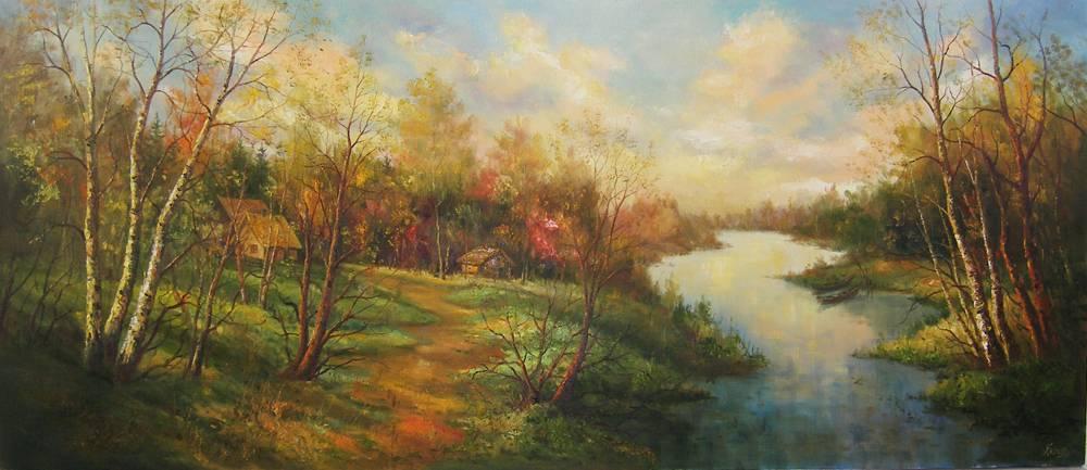 Осінь на Поліссі