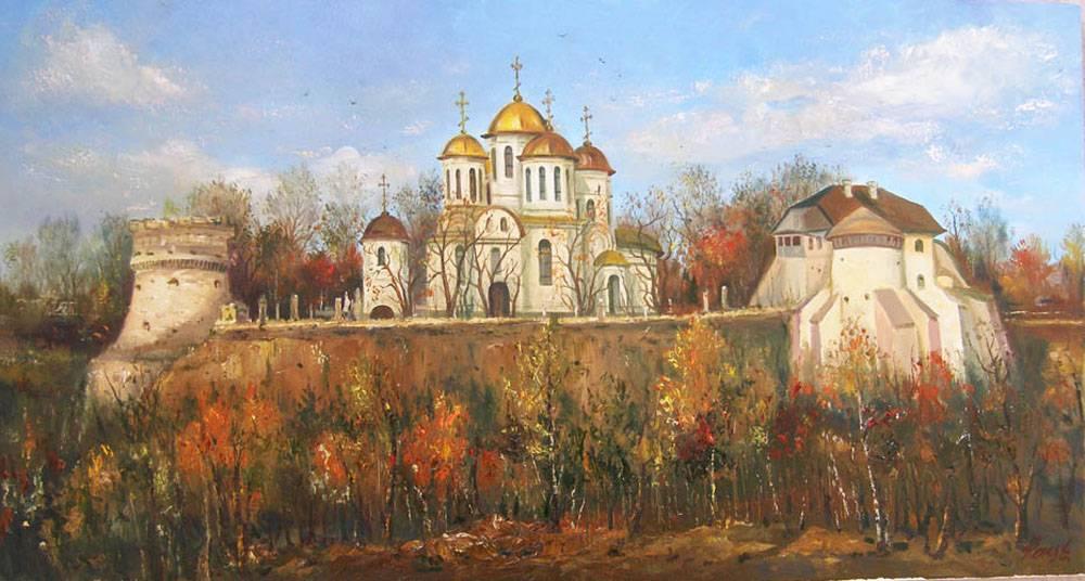Острожская крепость.