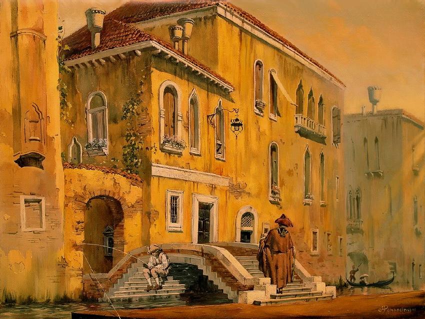 Скерцо Veneziana