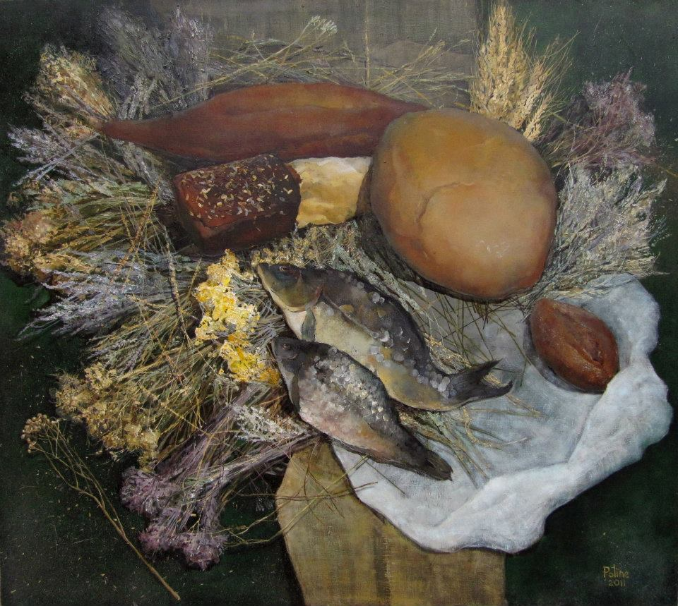 Риба і хліб