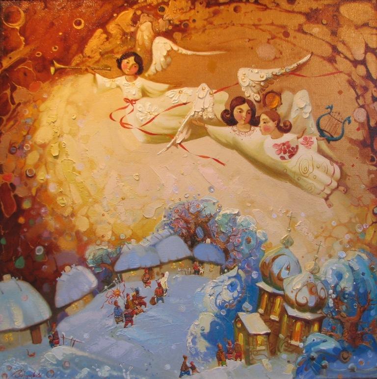 Рождественская симфония