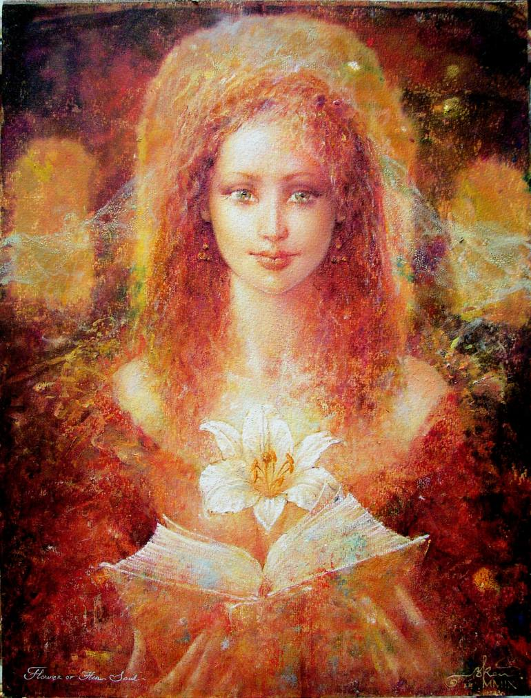Квітка її душі