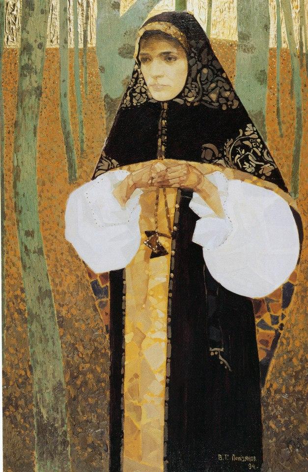 Портрет Анны Мазур