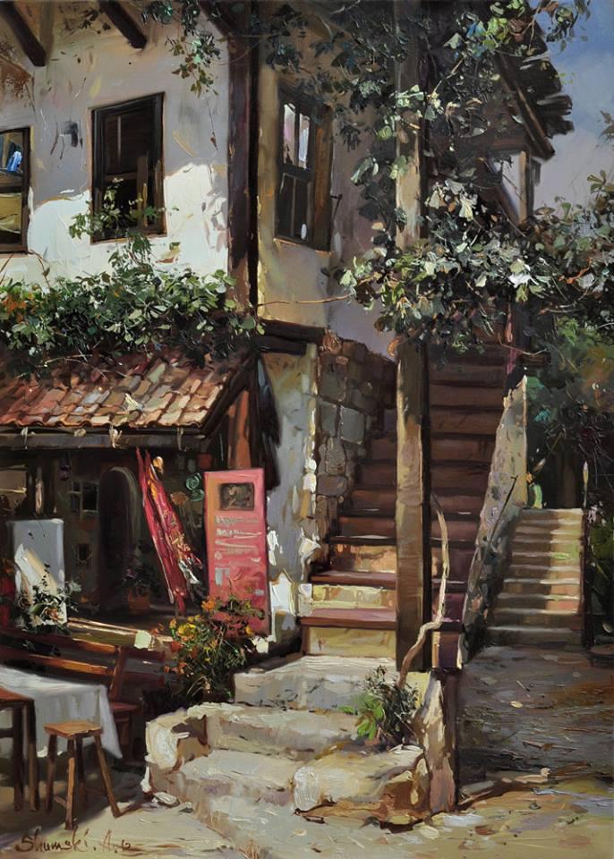 Croatian street