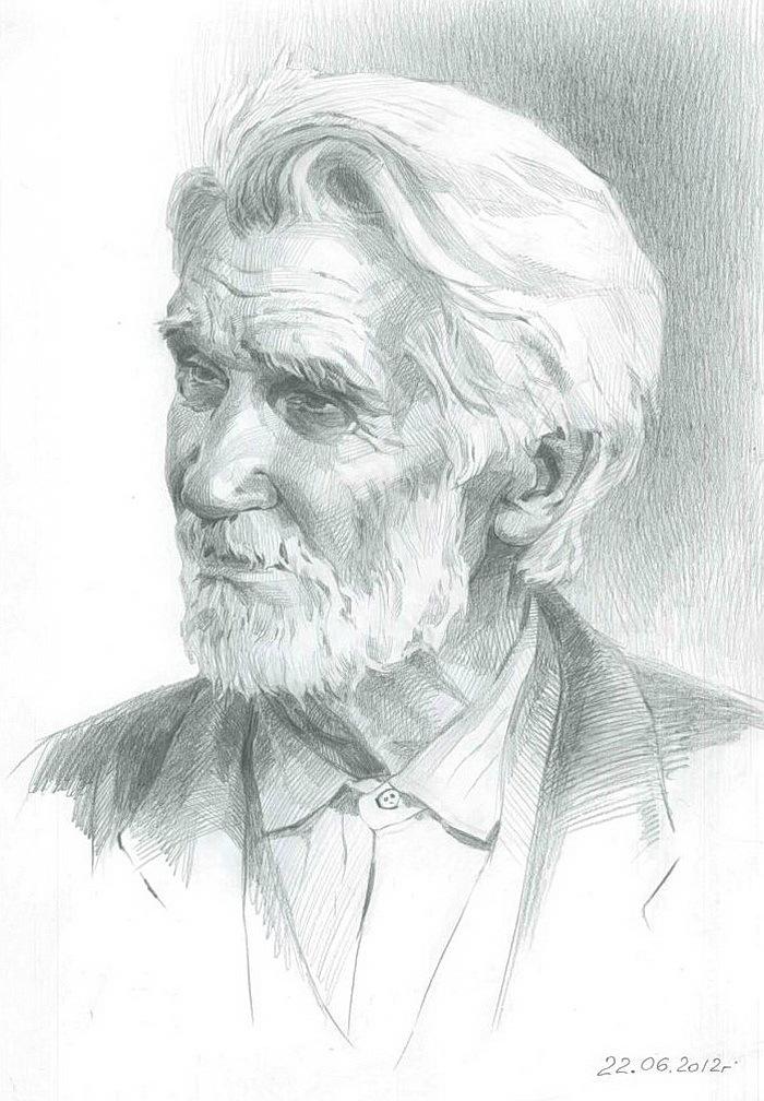 Херсонской художник Петров.