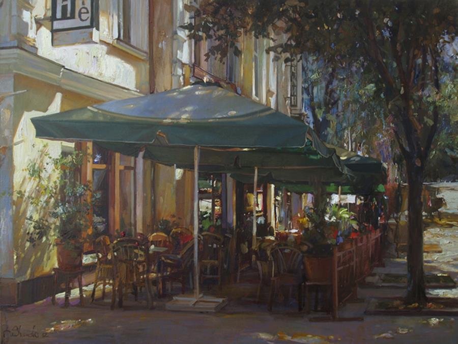 Кафе на Дерибасівській