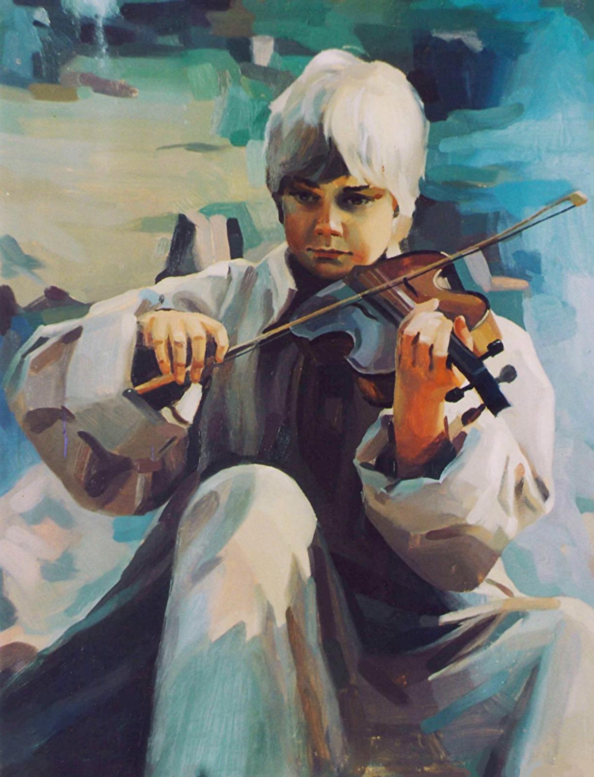 малий скрипаль