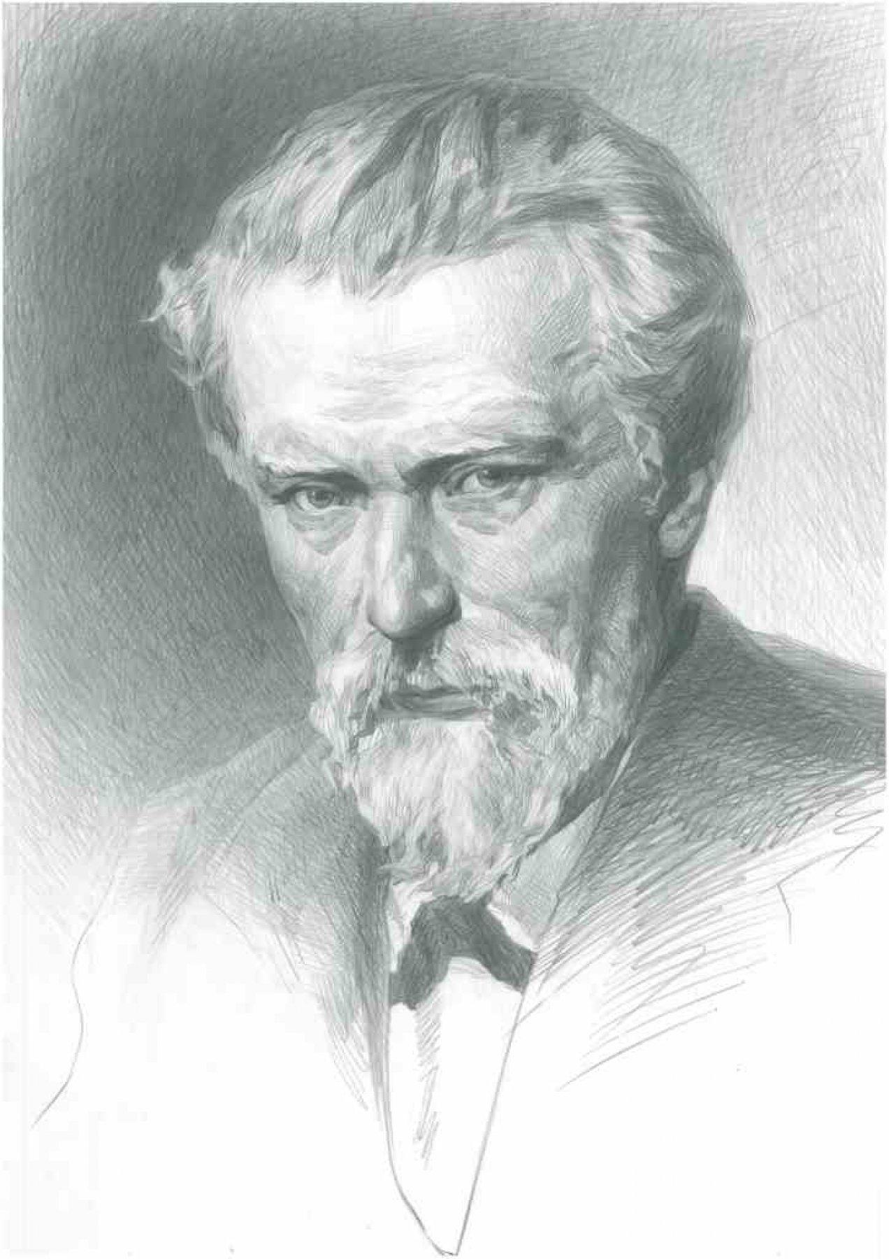 портрет Володимира Маковського