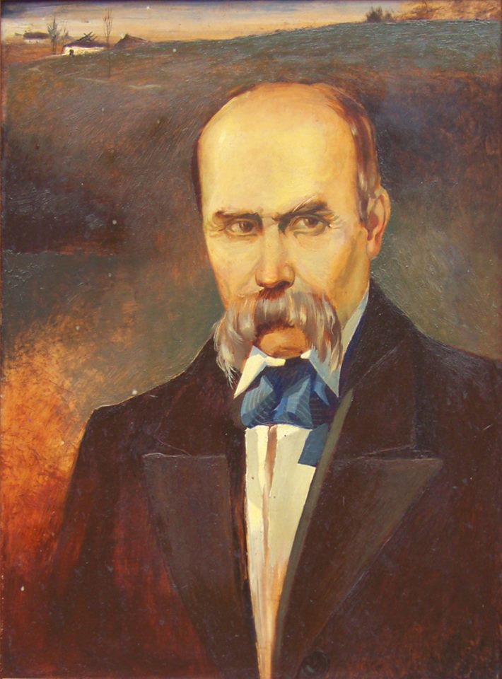 Тарас Шевченко. Повернення