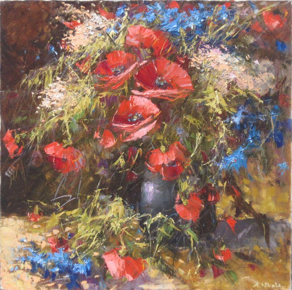 Польові квіти-2
