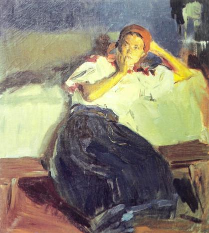 Мечтательная. 1956 г