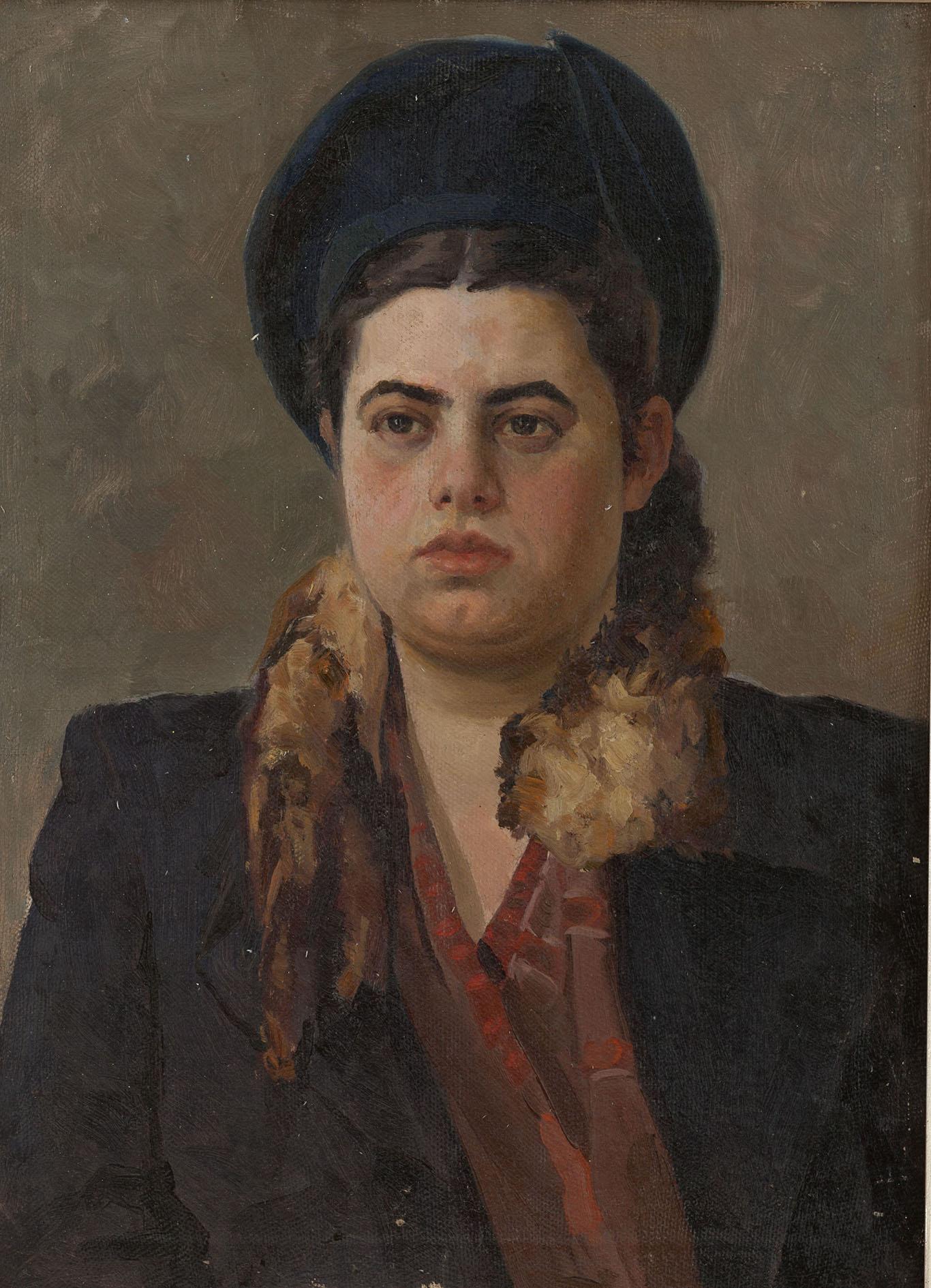 Портрет актриси