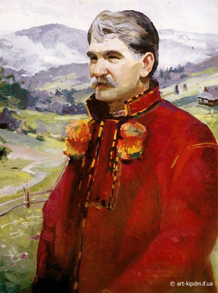 Різьбяр В.Г. Девдюк