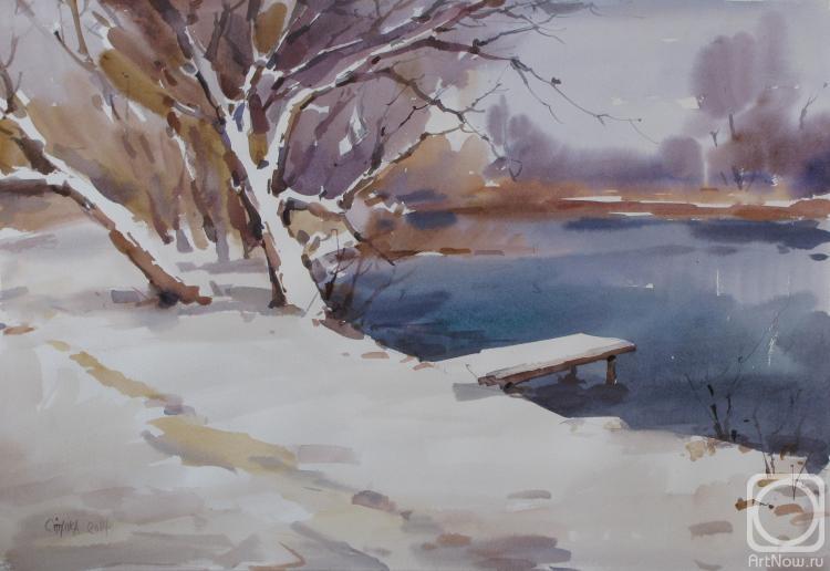 Темная вода. Зима