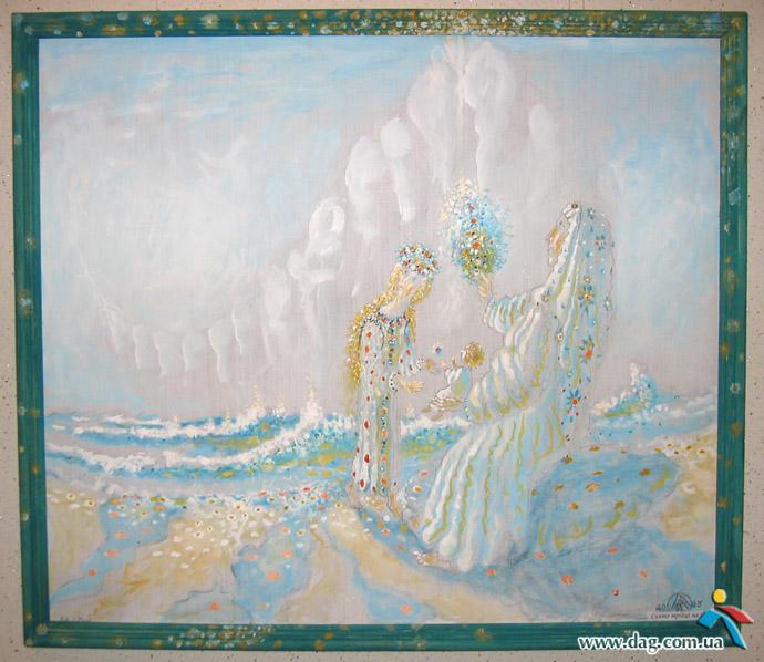 Свято трійці на морі