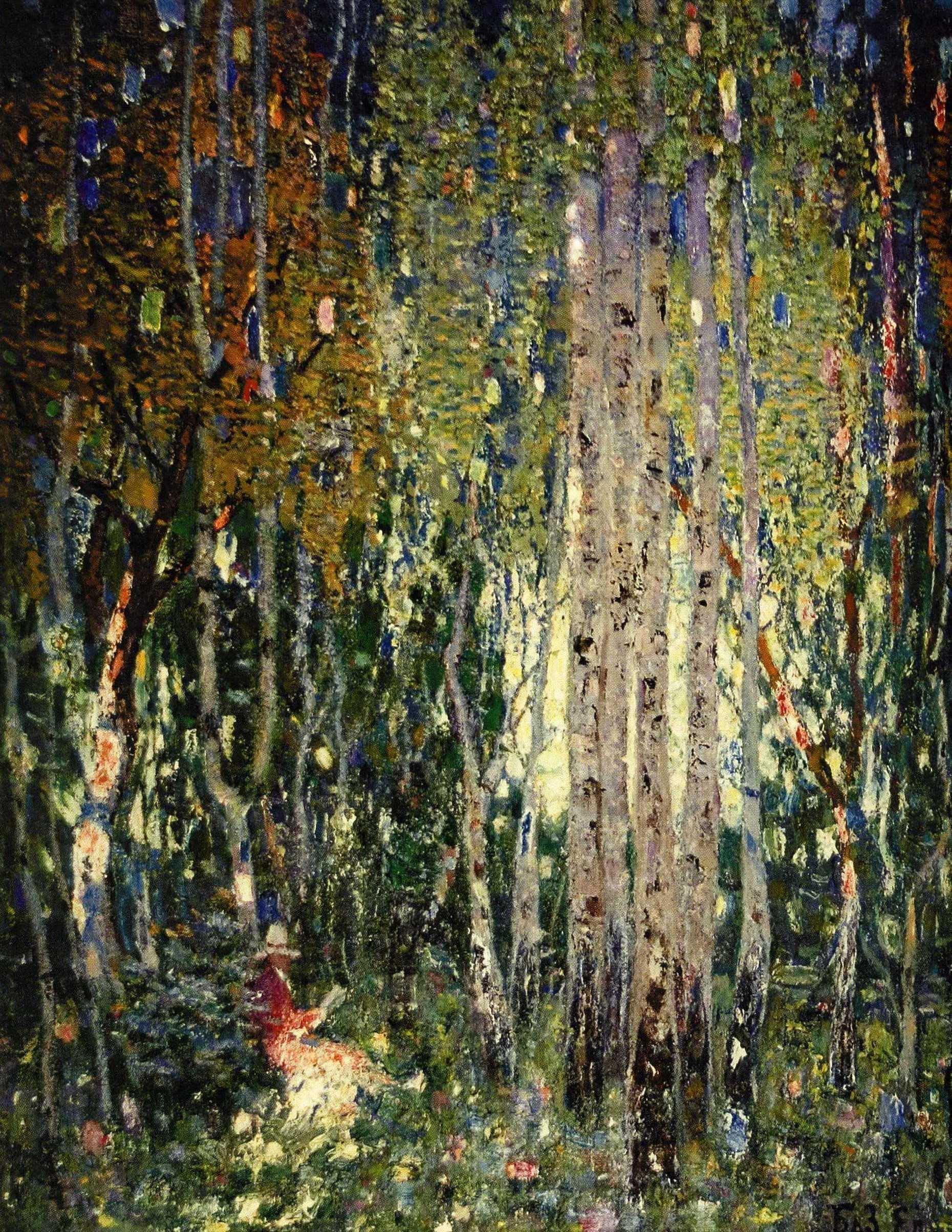 відпочинок в лісі
