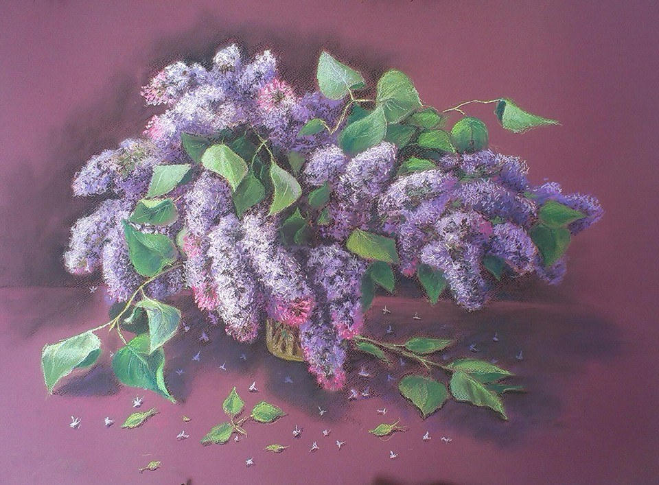 Картинки по запросу Ірина Кравець Пастелі