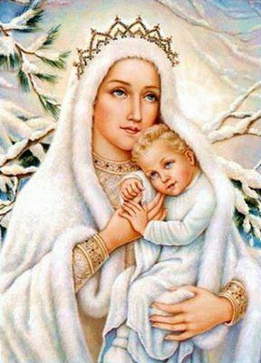 Gospa Snježna - Svjetlo Vjere