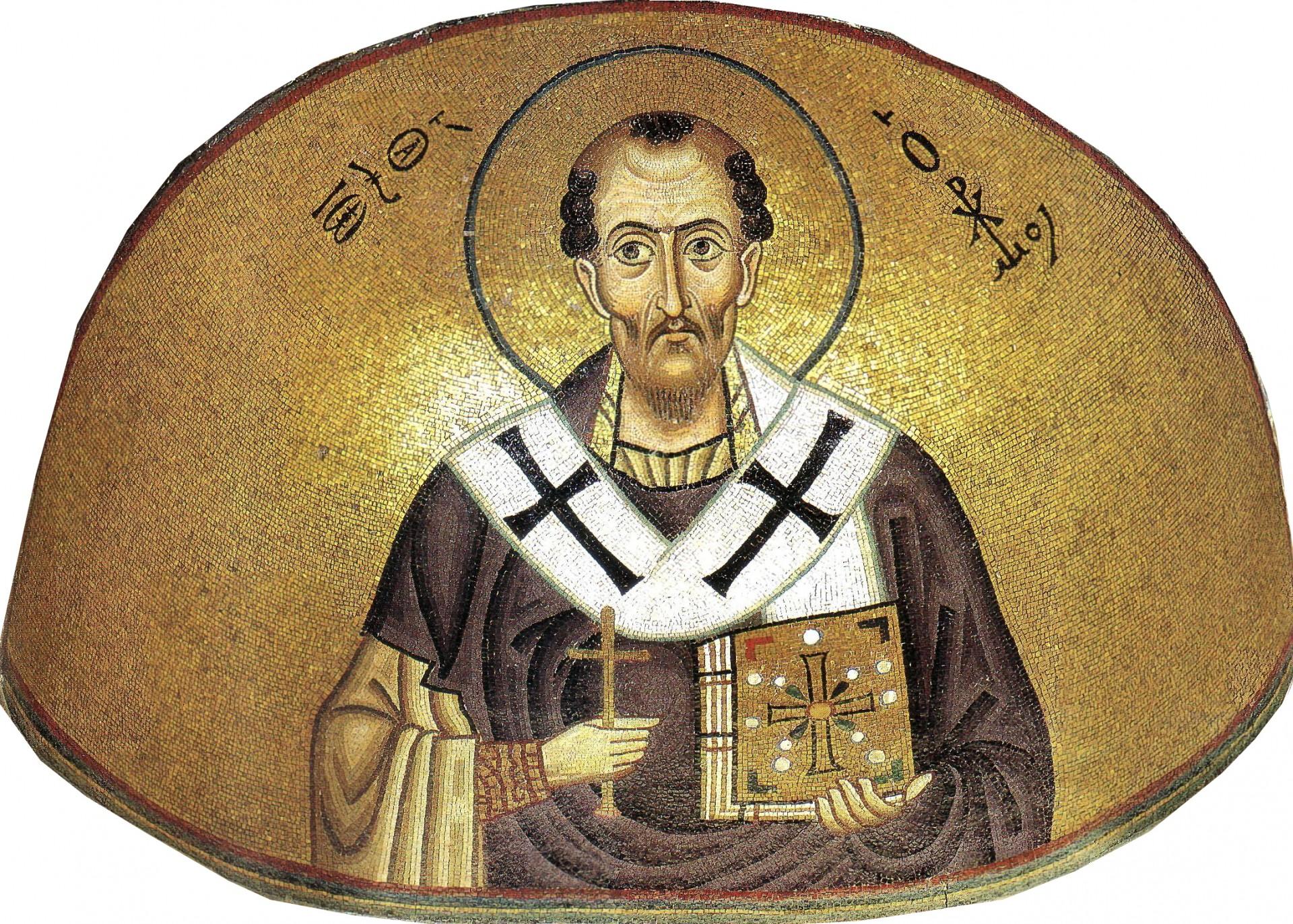 Sveti Ivan Zlatousti - Svjetlo Vjere