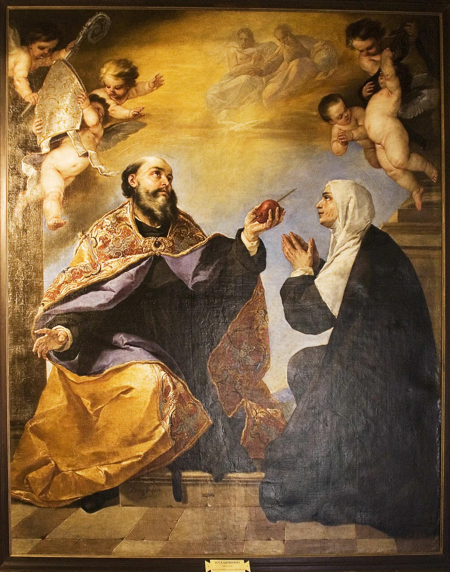 Image result for Molitva svetoj Moniki