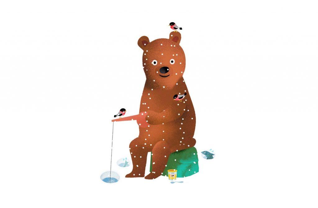 Lopultakin Karhu pääsi pilkille.