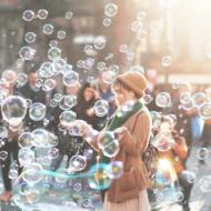 Anleitung zum Seifenblasen selber machen