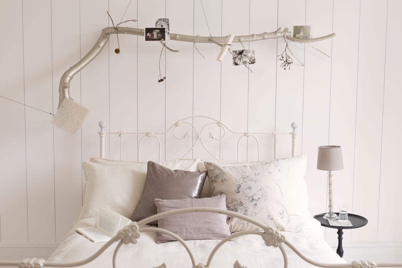 wanddeko selber machen diy ast fotos postkarten metallic miss made it. Black Bedroom Furniture Sets. Home Design Ideas