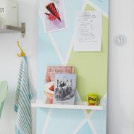 stylische magnete basteln und gestalten aus polaroids. Black Bedroom Furniture Sets. Home Design Ideas
