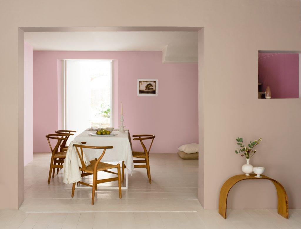 Wohnzimmer im Skandinavischen Stil.