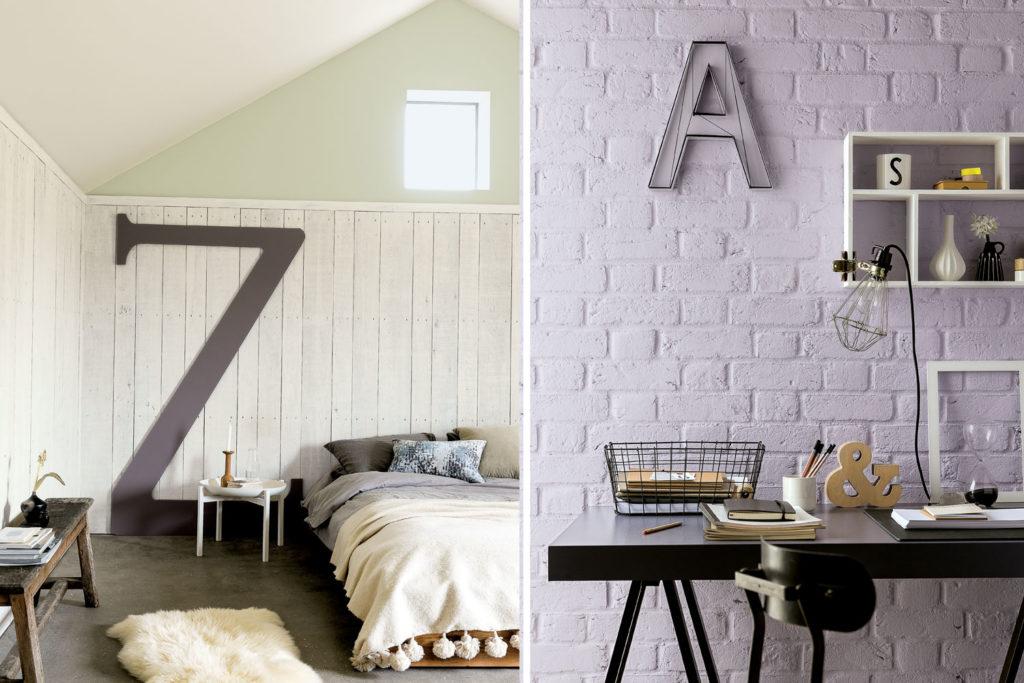 5 buchstaben diys die du unbedingt nachbasteln musst. Black Bedroom Furniture Sets. Home Design Ideas