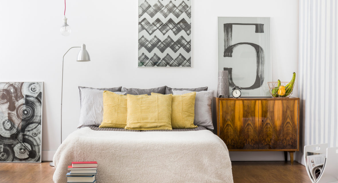 5 tipps f r eine sch ne bilderwand. Black Bedroom Furniture Sets. Home Design Ideas