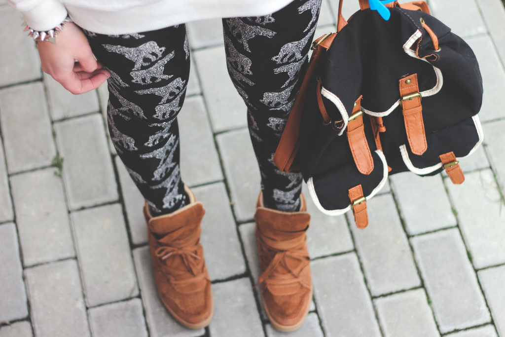 Leggings selbst bedrucken