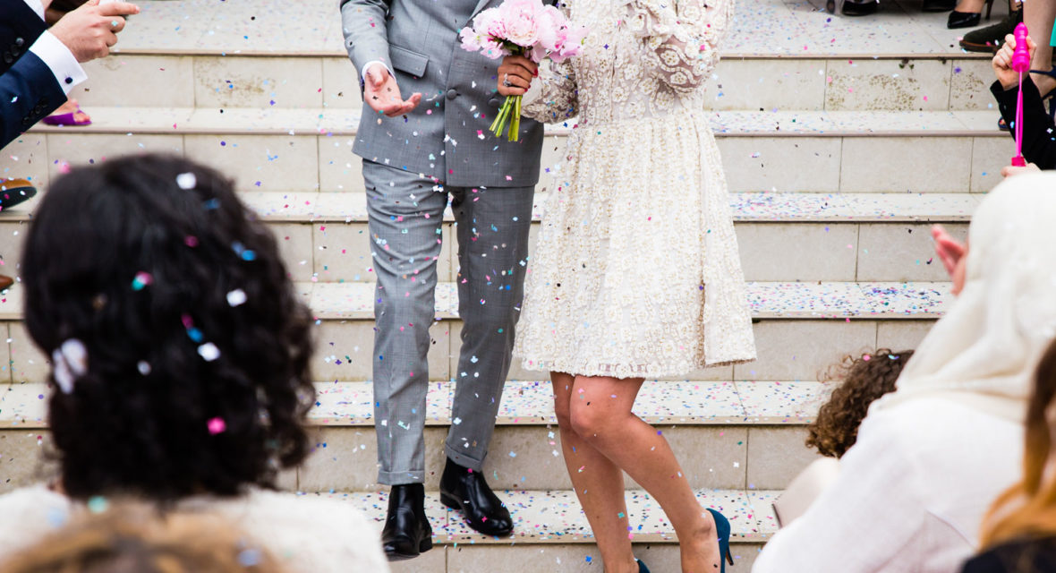 Hochzeitsdeko selber machen und Geld sparen