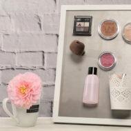 Magnettafel selber machen. für dein Make-up