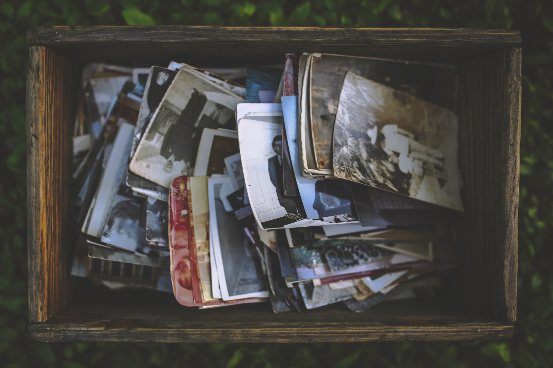 Fotos in Box.