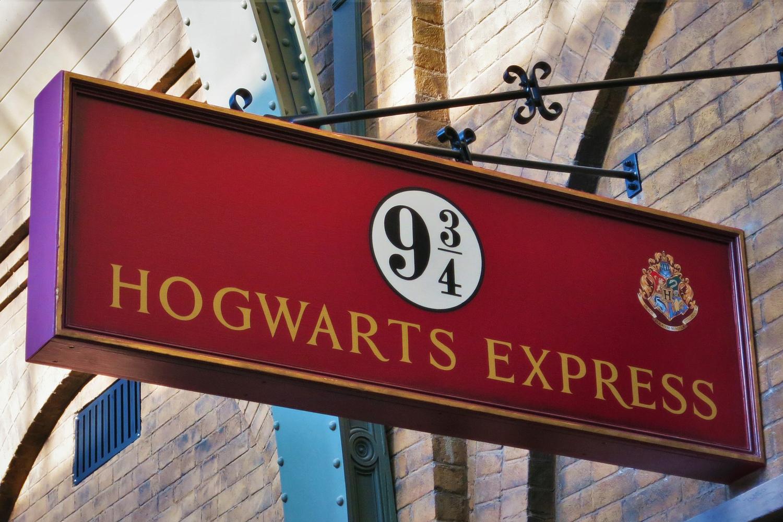 Hogwarts Express - Gleis 9 3/4