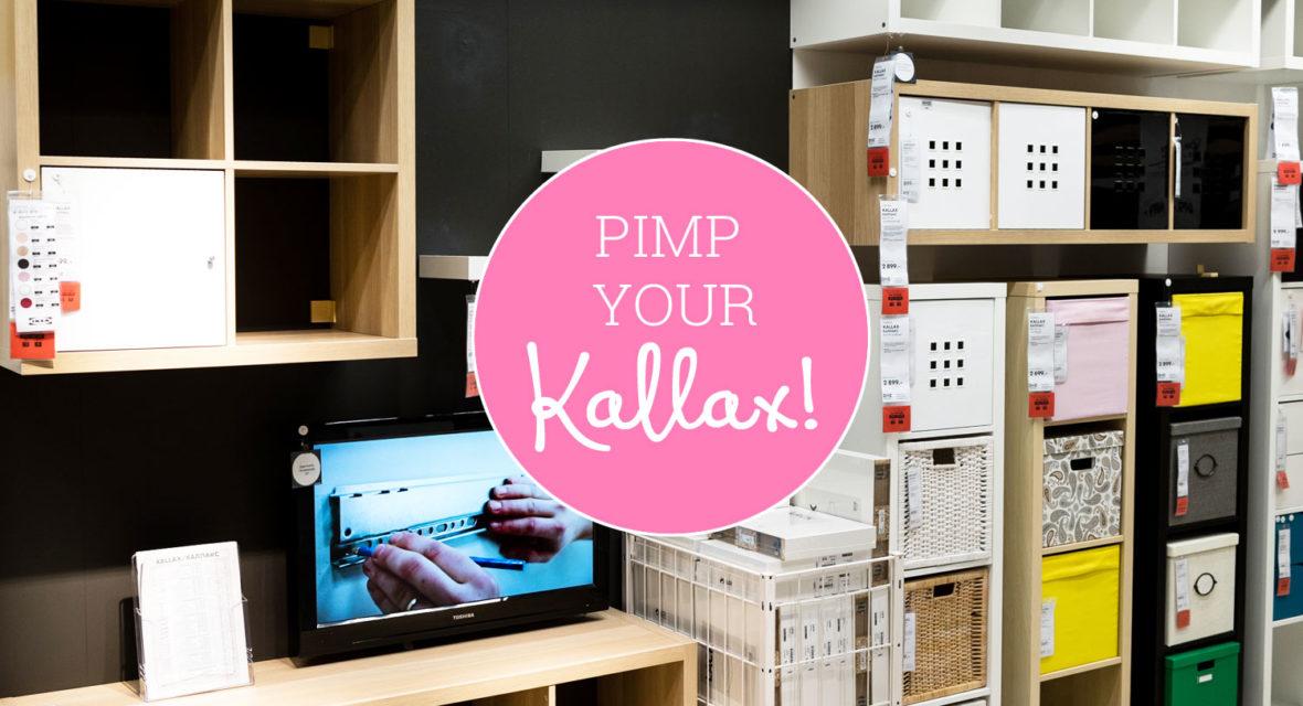 Ikea Regal Kallax 8 geniale kallax hacks aus dem netz