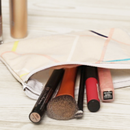 Schnell und einfach Kosmetiktasche nähen