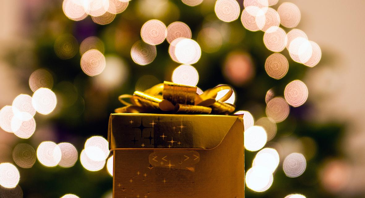 Weihnachtsgeschenke evrpacken
