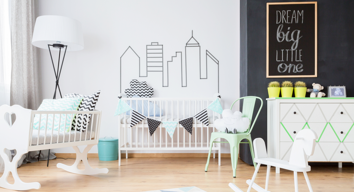 Diese Babyzimmer Ideen Werden Dich Garantiert Verzaubern