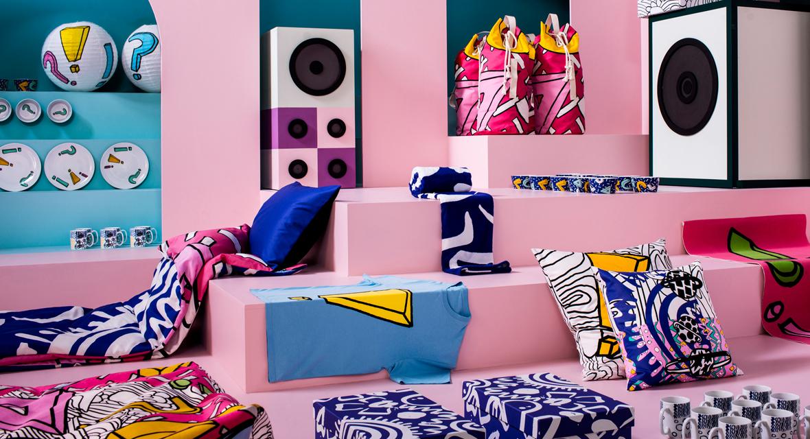 Ikea Produkte ikea macht jetzt auch mode die kollektion kit neale